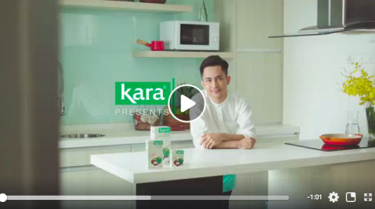 Kara NEW Recipes @ Youtube