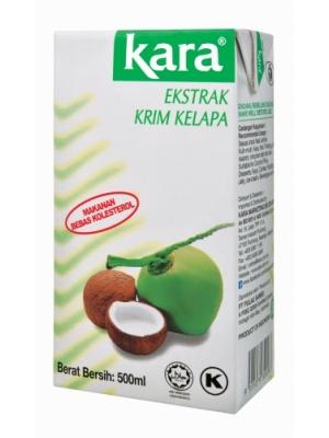 Kara Coconut Cream 500ml