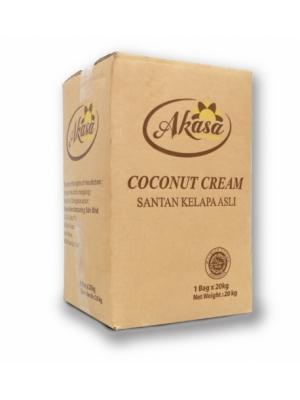 AKASA Coconut Cream 20kg