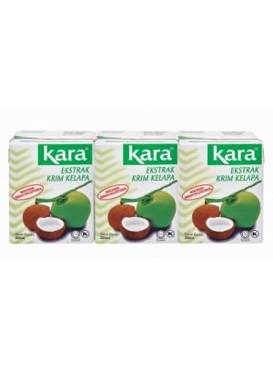 Kara Coconut Cream 3's x 200ml