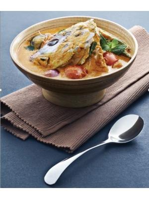 Nyonya fish head curry