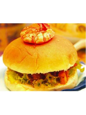 Burger Sambal Goreng Tempe