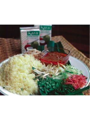 Nasi Kerabu Kara