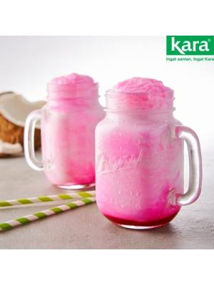 Kara Coconut Cream Sparkling Air Bandung